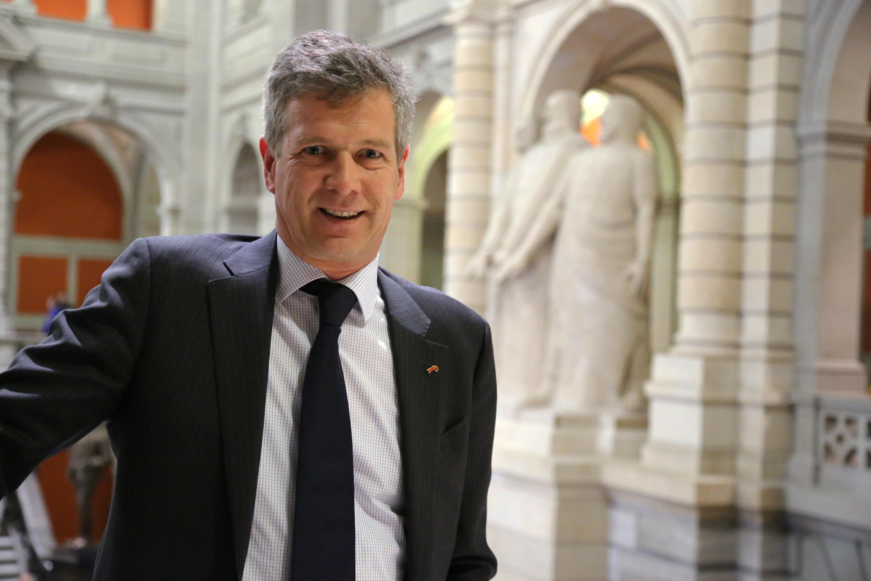 SVP Schweiz - Thomas de Courten