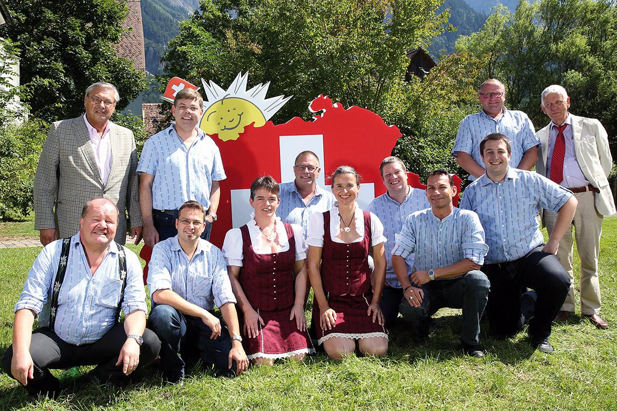 Die Kandidatinnen und Kandidaten aus dem Kanton Luzern.